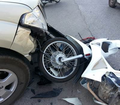 Motorcycle accident law by JohnDFernandez.com
