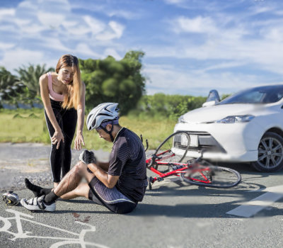Bicycle accident law by JohnDFernandez.com